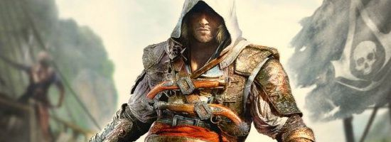 Assassins Creed IV Black Flag Banner