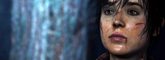 Quantic Dream Beyond Banner