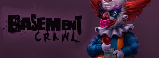 Basement Crawl Banner