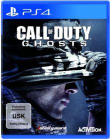 Call of Duty Ghosts Packshot