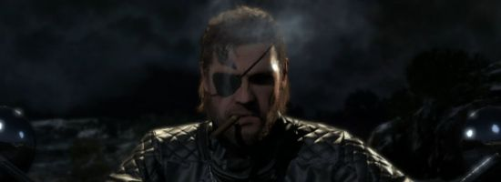 Metal Gear Solid 5 Phantom Pain Banner