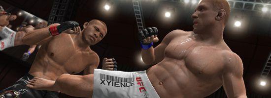 UFC 14 Banner