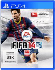 FIFA 14 Packshot