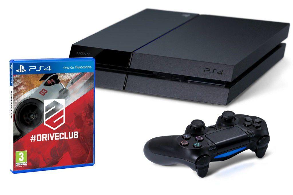 PS4 Bundle DriveClub