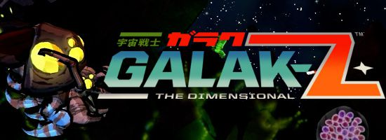 Galak-Z The Dimensional Banner