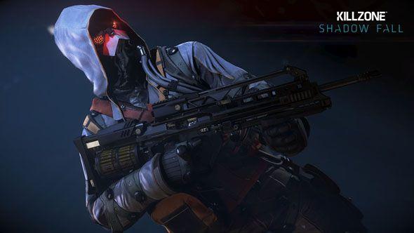 Killzone Shadow Fall The Black Hand