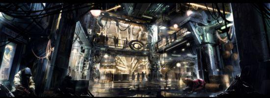 Deus Ex Universe Banner