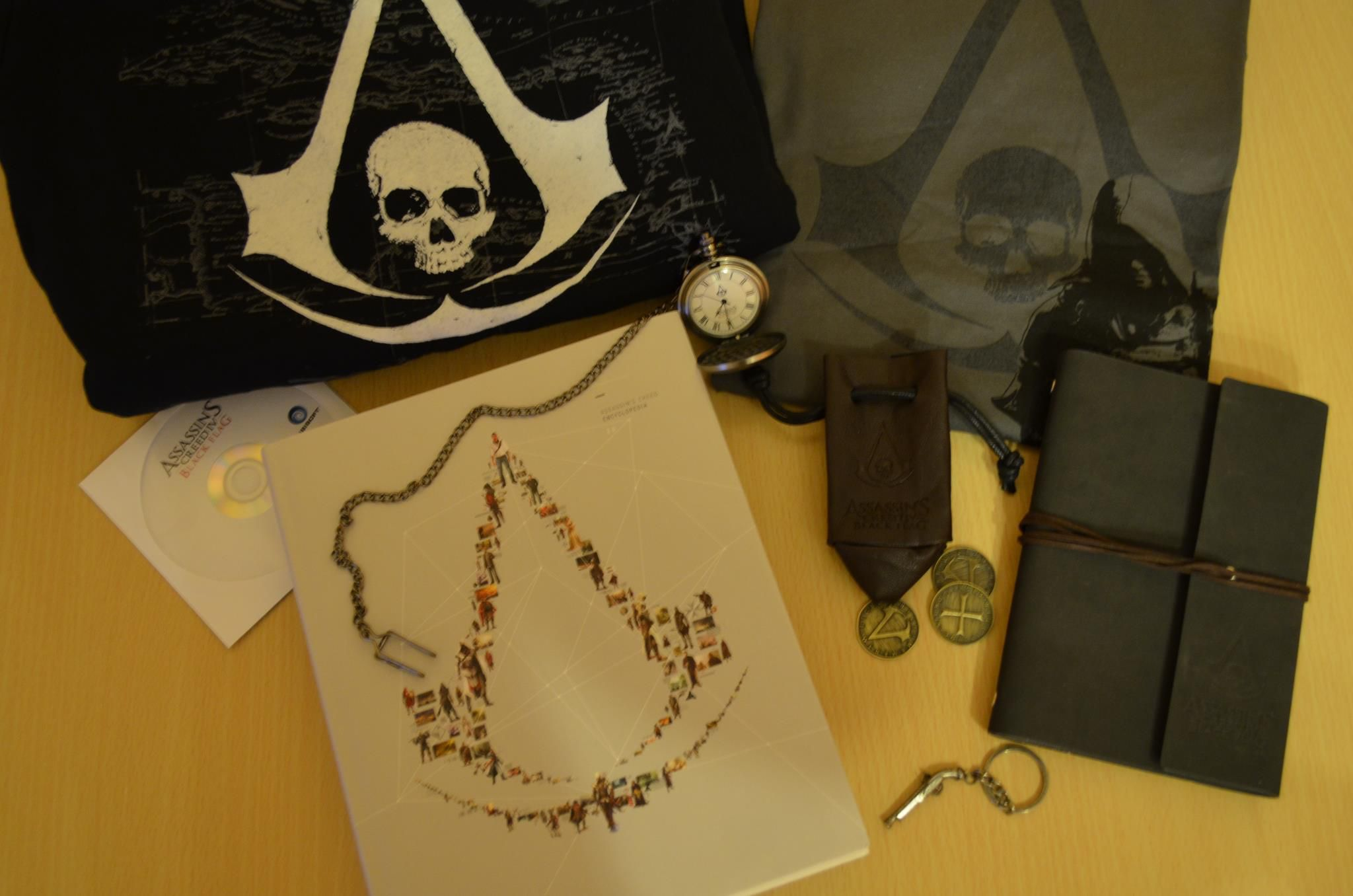 Assassins Creed 4 Gewinnspiel