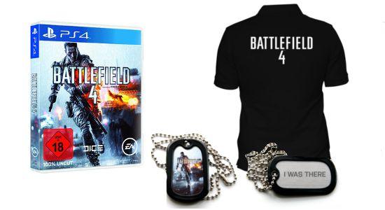 Battlefield 4 Gewinnspiel