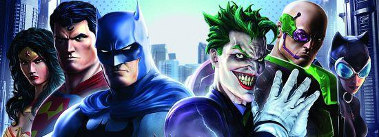 DC Universe Online Banner