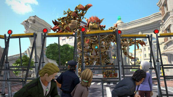Knack Test Screenshot