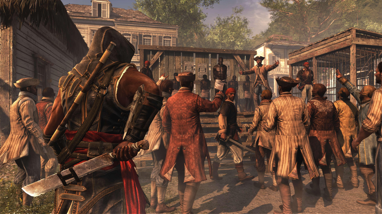 AC4 BF Schrei nach Freiheit 01 Assassins Creed IV: Black Flag   Release und Screenshots zum Schrei nach Freiheit DLC