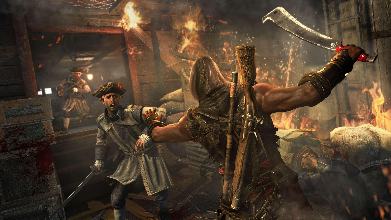 AC4 BF Schrei nach Freiheit 02 Assassins Creed IV: Black Flag   Release und Screenshots zum Schrei nach Freiheit DLC