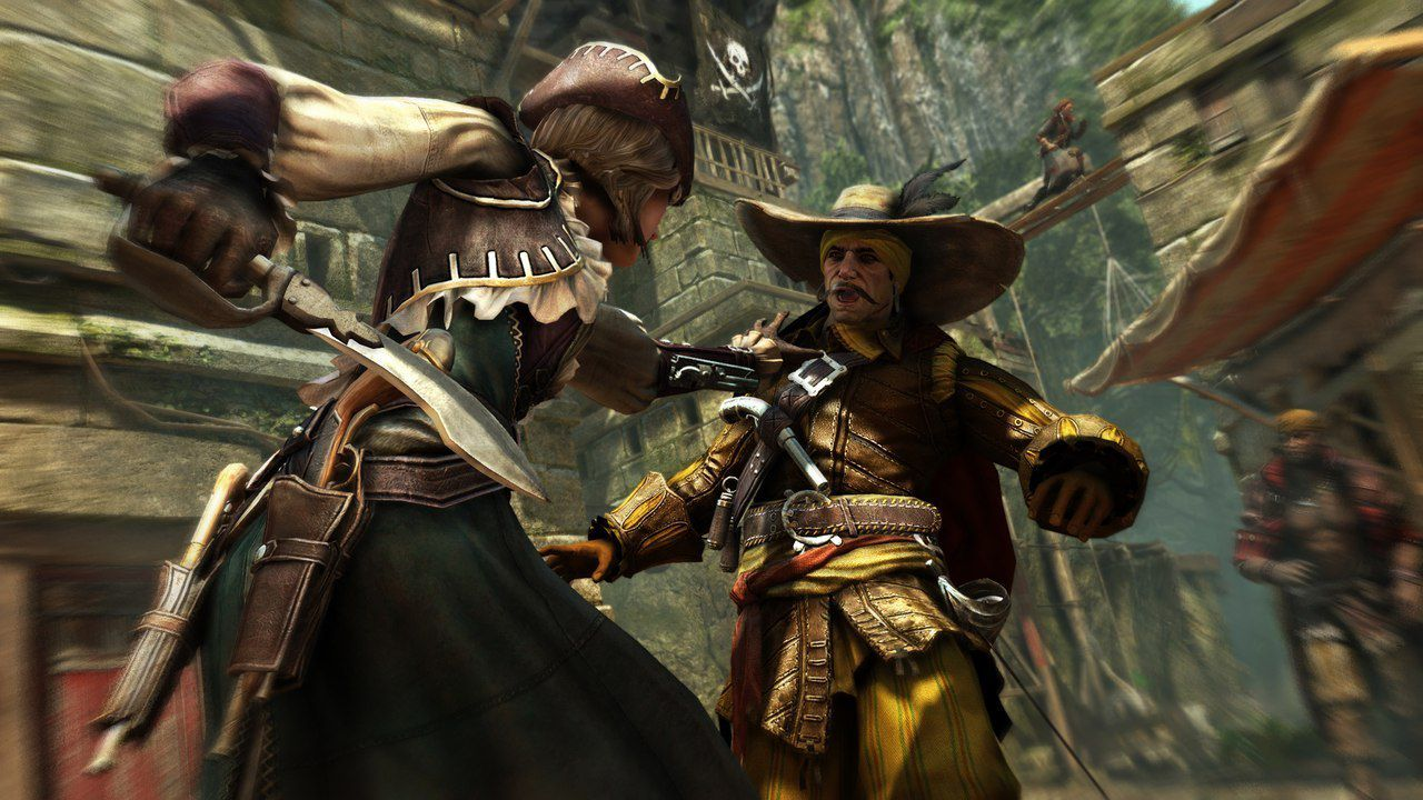 Assassins Creed IV Multiplayer Screens 06