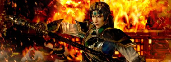 Dynasty Warriors 8 Xtreme Legends Banner