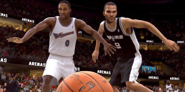 NBA Live Test 02