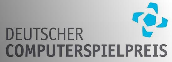 Deutscher Computerspielpreis Banner