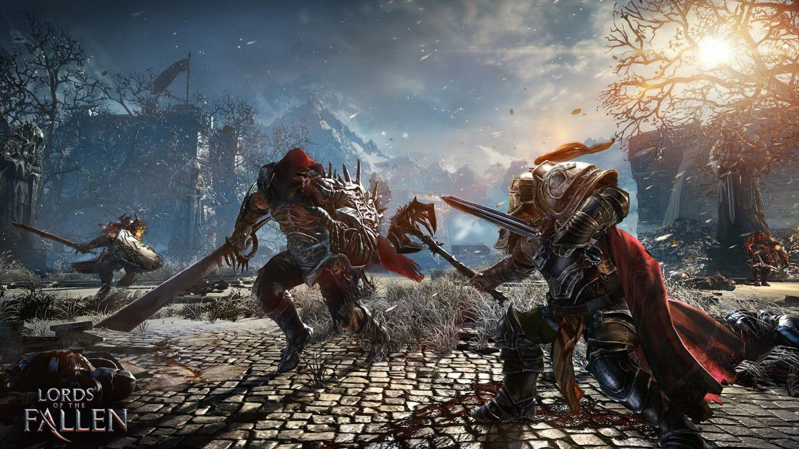 Lords of the Fallen Screen 01