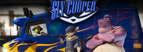Sly Cooper Film Banner