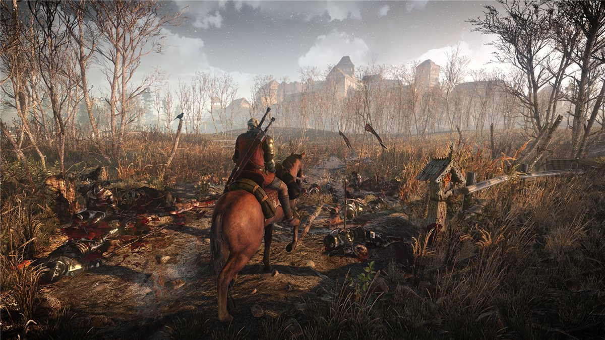 The Witcher 3 Wild Hunt Screenshot 01