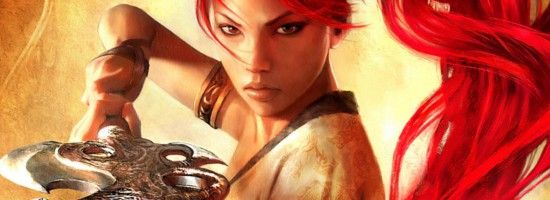 Heavenly Sword Banner