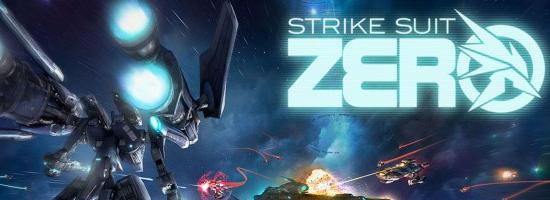 Strike Suit Zero Banner