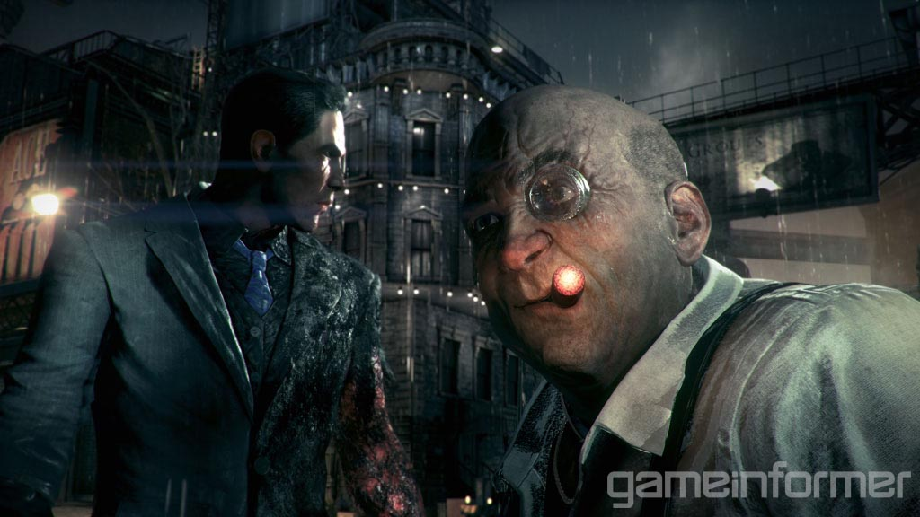 Batman Arkham Knight - Neue Screenshots 01