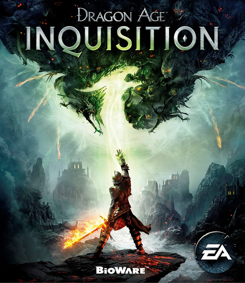 Dragon Age Inquisition Cover-Grafik