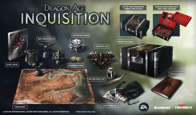 Dragon Age Inquisition Inquisitors Edition