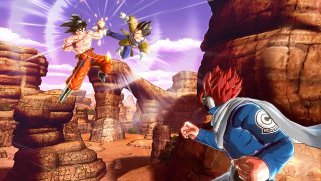 Dragon Ball New Project Screenshot 01 Dragon Ball: New Project   Drei erste PS4 Screenshots