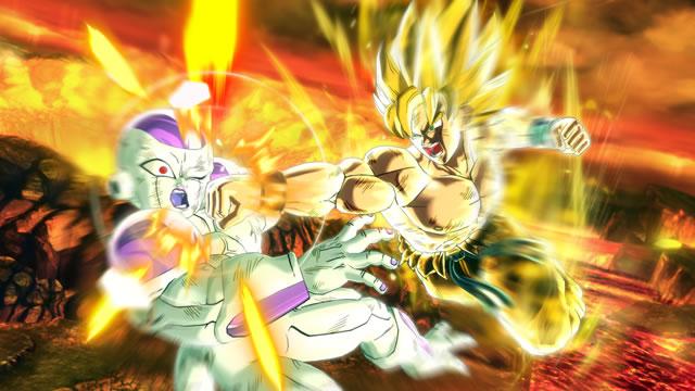Dragon Ball New Project Screenshot 02 Dragon Ball: New Project   Drei erste PS4 Screenshots