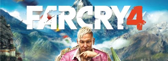 Far Cry 4 Banner