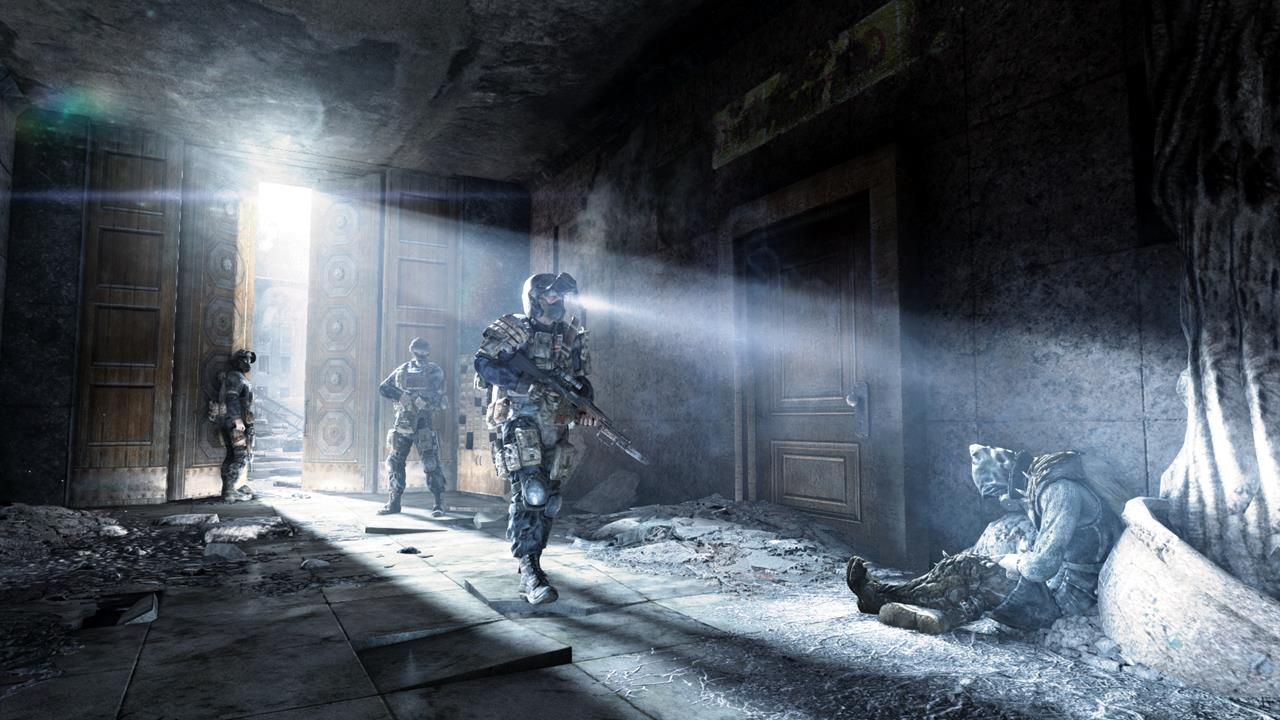 Metro Redux Screenshot 01