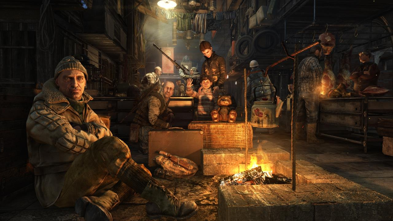 Metro Redux Screenshot 02