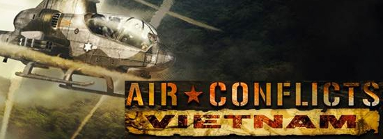 Air Conflicts Vietnam Banner
