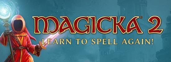 Magicka 2 Banner
